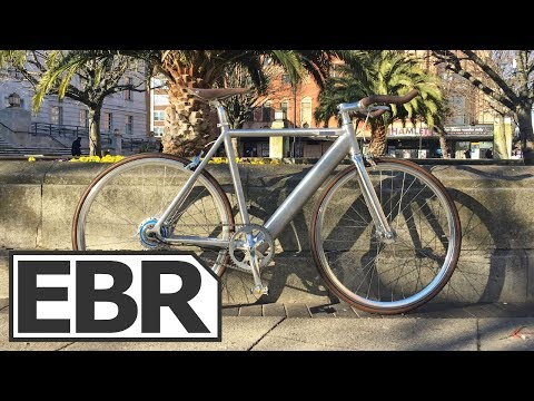 Coboc ONE Soho Video Review – £3.9 Understated, Efficient, Single Speed, Electric Bicycle