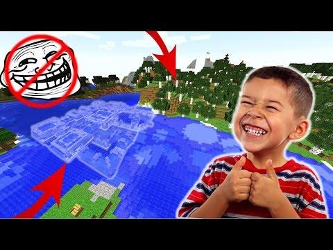 ✌️ A Világ LEGBIZTONSÁGOSABB Minecraft Háza!!! ✌️ letöltés