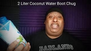 2 Liter Vita Coco Coconut Water Boot Chug