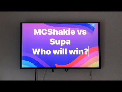 MCShakie vs Supa - Who will win?