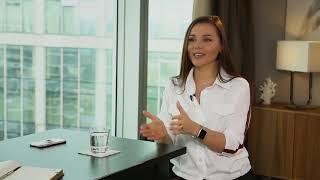 Настасья Белочкина. Предприниматель, сооснователь HyperScript.ru, блогер | Секреты миллионеров