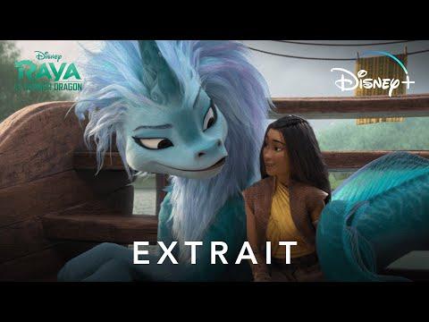 Musique de la pub Disney Raya et le dernier dragon – Extrait : Sauver le monde Mai 2021