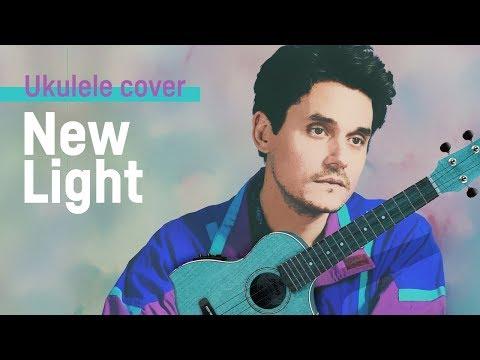 NEW LIGHT by John Mayer / Ukulele Cover
