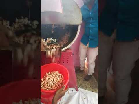 Pop Corn Making Machine - Gas Type Heavy Model