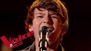The Beatles - Hey Jude | Lilian | The Voice Kids France 2018 | Demi-finale