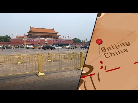 First impression of BEIJING, China! World Trip #2 - Nic the Nomad