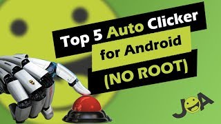 Top 5 Auto Clicker For Android To Download (NO ROOT)