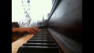 All of Me - Angus and Julia Stone - Piano Cover