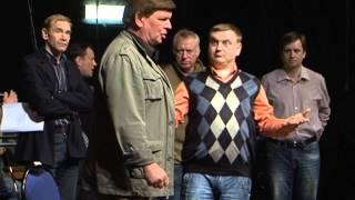 """Репетиция оперы """"Любовь к трём апельсинам"""", театр имени Н.И.Сац"""