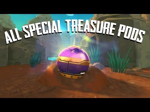 The Location of every 'Secret Style'-treasure pod! - Slime Rancher Viktor's Experimental Update