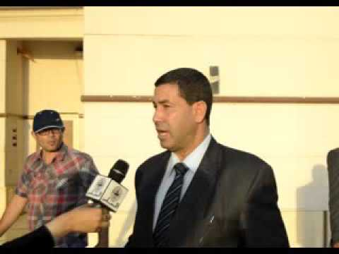 """بالفيديو.. نقيب محامين طنطا يشارك المحامين في مواجهة قانون""""القيمة المضافة"""