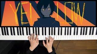 YELLOW - 神山羊(piano cover)YELLOW/Yoh Kamiyama