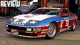 GT SPORT - Nissan Fairlady 300ZX REVIEW