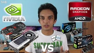 AMD vs NVIDIA   Gaming vs 3D Rendering   Things you should know before shopping graphics card