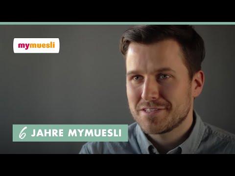 6 Jahre mymuesli: Die Story aus Sicht der drei Müsli-Jungs