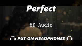 ALMA   Perfect (8D AUDIO)