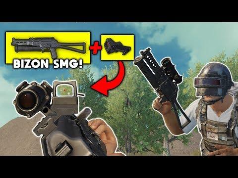 Weapon Pp 19 Bizon No Recoil Pubg Smotret Onlajn Na Hah Life