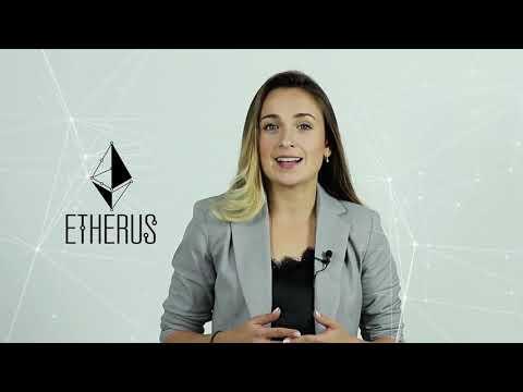 Блокчейн Etherus Официальный промо ролик