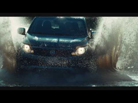 Fiat  Fullback Пикап класса F - рекламное видео 1