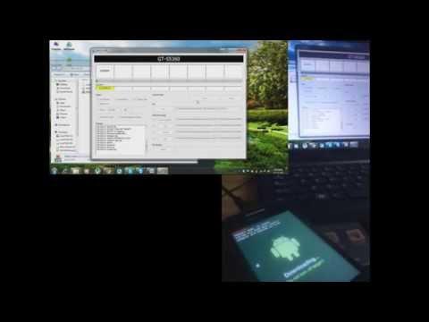comment installer le samsung galaxy ace sur l'ordinateur
