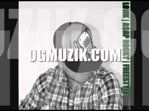 LOJIK | A$AP | PROBLEMS RAW FREESTYLE