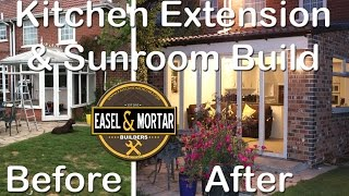 Kitchen Extension & Sunroom By Easel & Mortar