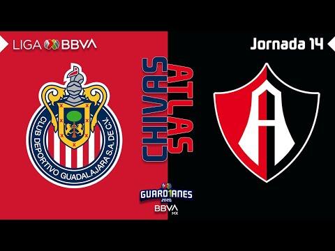 Resumen y Goles | Chivas vs Atlas | Liga BBVA MX - Guard1anes 2020 - Jornada 14