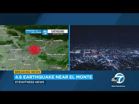 SOCAL EARTHQUAKE: Seismologist Dr. Lucy Jones discusses latest quake | ABC7 Los Angeles