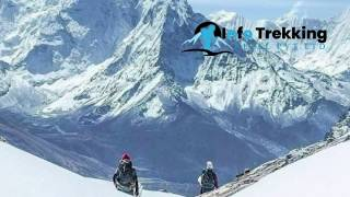 Mountain View of Nepal