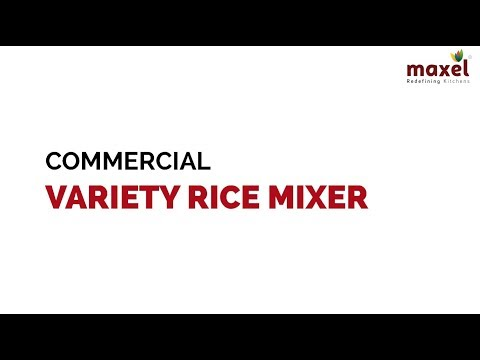 LEP992 Commercial Variety Rice Mixer