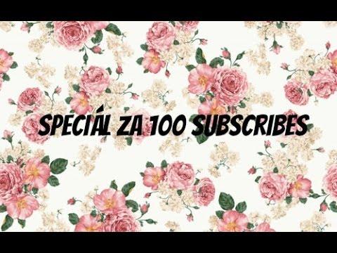 Speciál za 100 odběratelů :) ft.Patrik