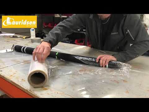 Medusa packer Ø50-75x600mm, 2,5 bar, ingen bypass