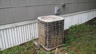 How To Clean An AC Condenser Coil
