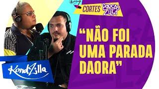 TRETA COM WESLEY ALEMÃO E BRONKS | Cortes #ParçasZilla