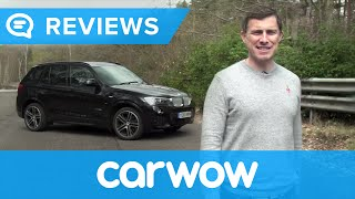 BMW X3 SUV 2014-2017 in-depth review | Mat Watson Reviews