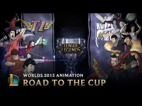 Road to the Cup... phim về LOL hay, fan vào điểm cmn danh đê