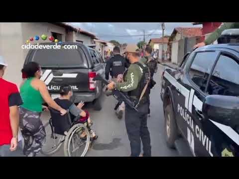Tetraplégico é preso acusado de golpes milionários no Piauí