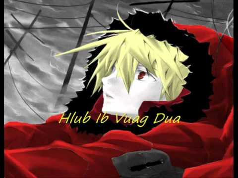 hmong sad love song - Hlub Ib Vuag Dua Lyrics