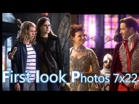 Once Upon a Time 7x22 First Look Photos  Season 7 Episode 22 Sneak Peek Photos Series Finale