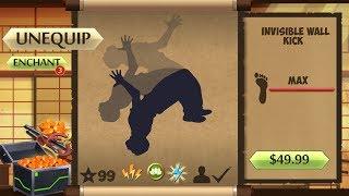 Shadow Fight 2 Legendary Invisible Wall Kick