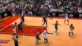 Hakeem Olajuwon - 40 pts vs. Jazz (G4 - 1995 playoffs)