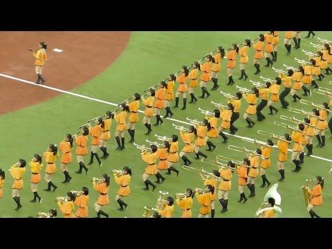 2016 マーチングバンド-京都橘高等学校吹奏楽部 ③ 56回3000人の吹奏楽