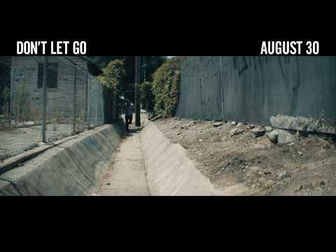 Video trailer för DON'T LET GO | FOUNDATION :30 | IN THEATRES AUGUST 30