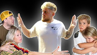Jake Paul is Splitting Up our Family *emotional*