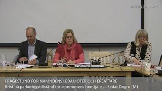 preview picture of video '2015-03-26 Äldrenämnden - Rapport från besök på Malmgården'