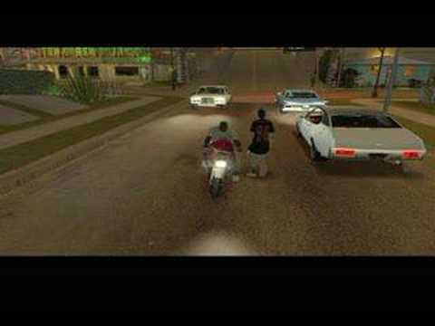 San Andreas - Millie Caught Me Cheating With Denise