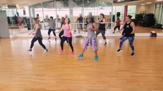 Sabado Rebelde Trap Remix by Damn Frog ft Daddy Yankee and Plan B (Dance Fitness)