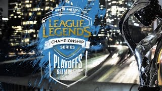 Top 5 Plays From Na Lcs Summer Playoff Semifinals (10 50 MB