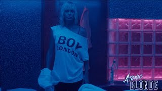 Atomic Blonde (2017) Video
