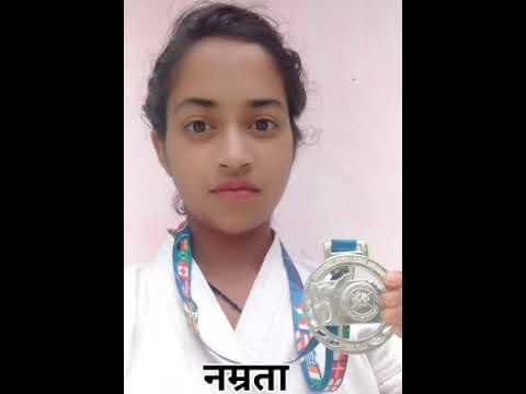 चार बेटियों ने किया कराटे में हिमाचल का नाम रोशन: